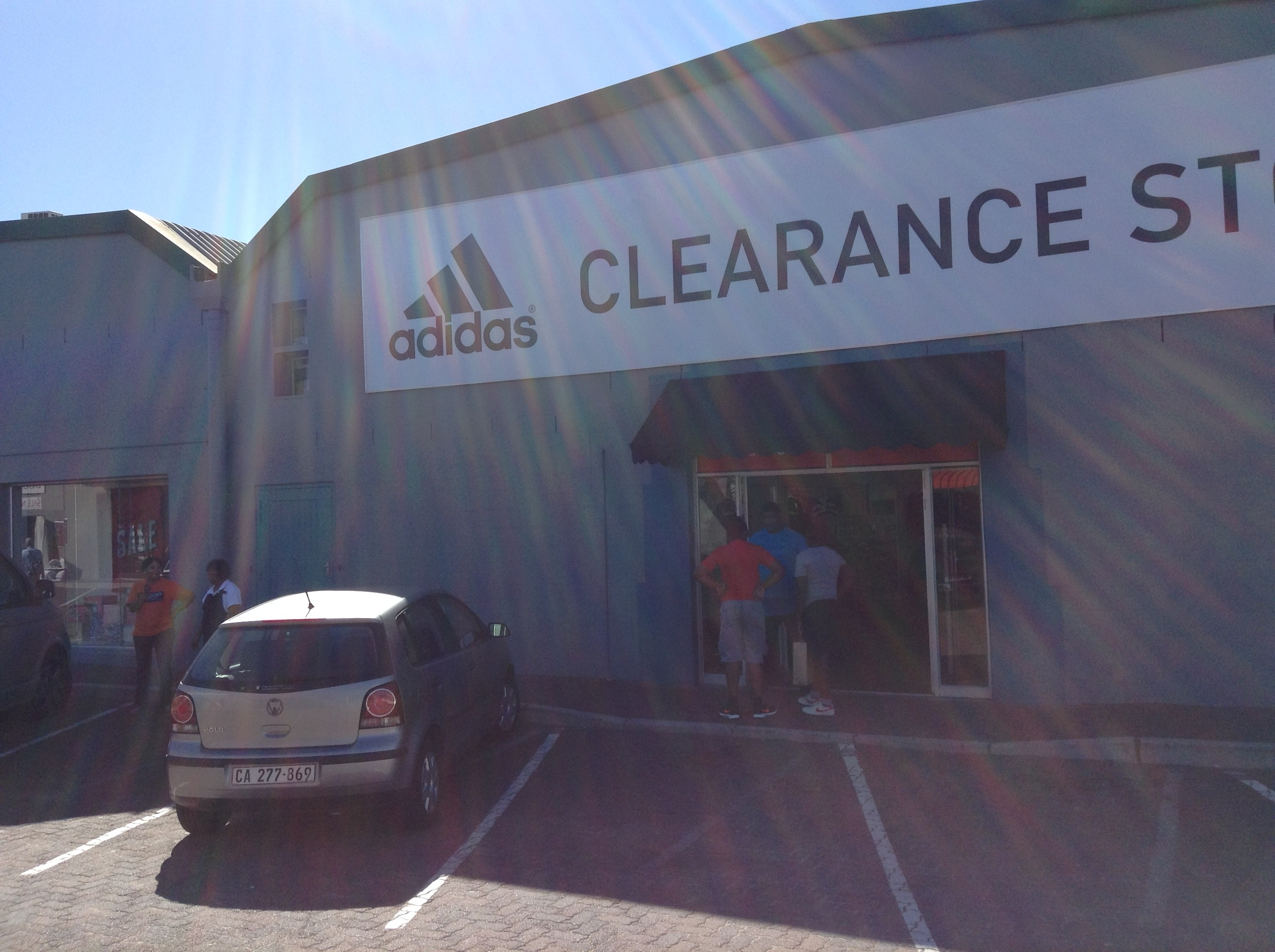 adidas factory shop woodmead trading hours