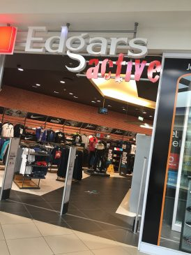 Edgars still trying but no indicators of turnaround